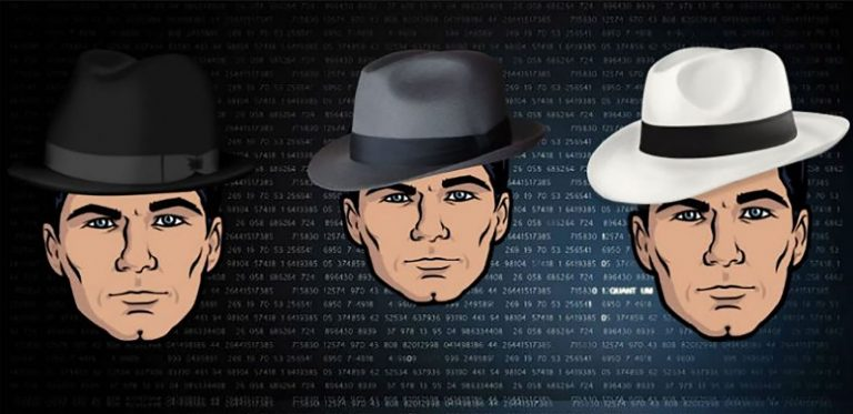 White hat hacker, black ou grey : quelle différence ?